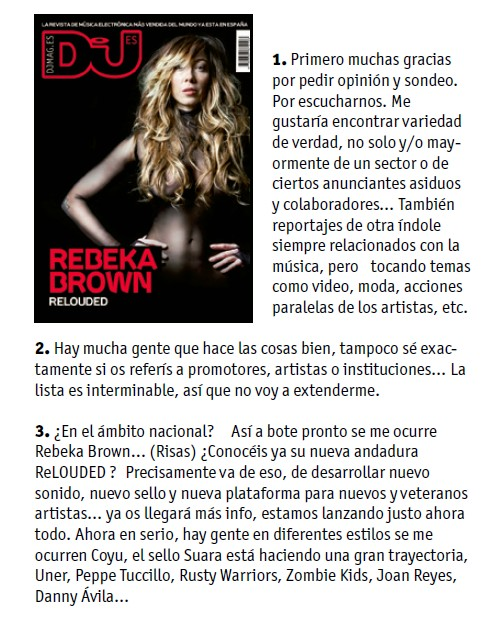 REBEKA BROWN La industria habla DJ_MAG_ES_025